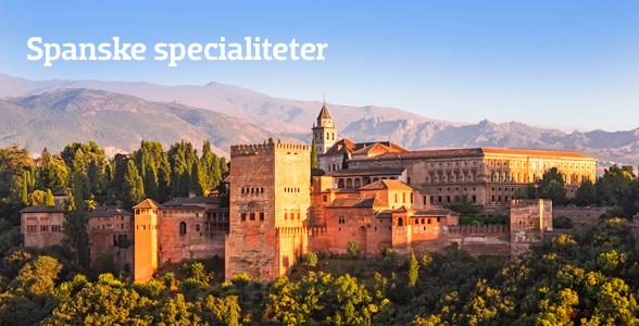rejser til spanien i oktober