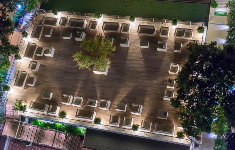 Stunning Giardino Sul Terrazzo Photos - Idee Arredamento Casa ...